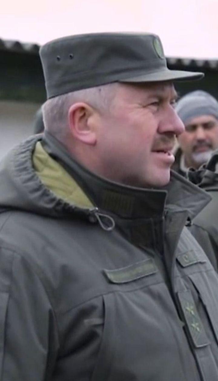 Бывшего руководителя Национальной гвардии Украины Аллерова суд арестовал на 2 месяца