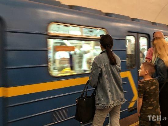 """У Києві """"замінували"""" одразу чотири станції метро"""