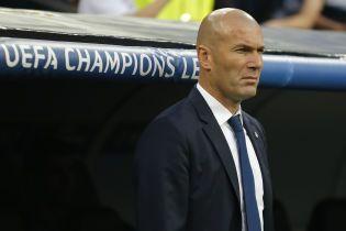 """Зідан не просив, щоб його син став другим воротарем """"Реала"""""""