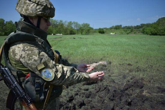Бойовики обстріляли будинки мирних жителів на Донбасі