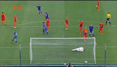 Динамо - Маріуполь - 2:0. Відео голу Циганкова