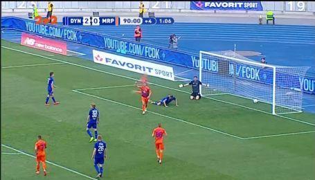 Динамо - Мариуполь - 2:1. Видео гола Федорчука