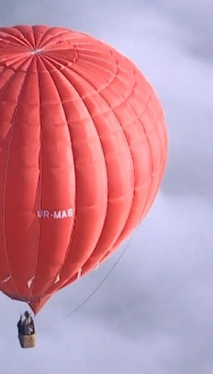 Фестиваль повітряних куль триває в Кам'янці-Подільському