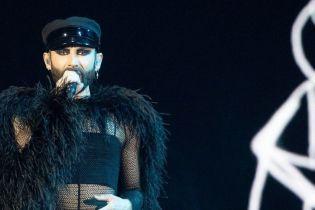"""Епатаж найвищого рівня: Кончіта у прозорому боді та спідньому виступила на """"Євробаченні-2019"""""""