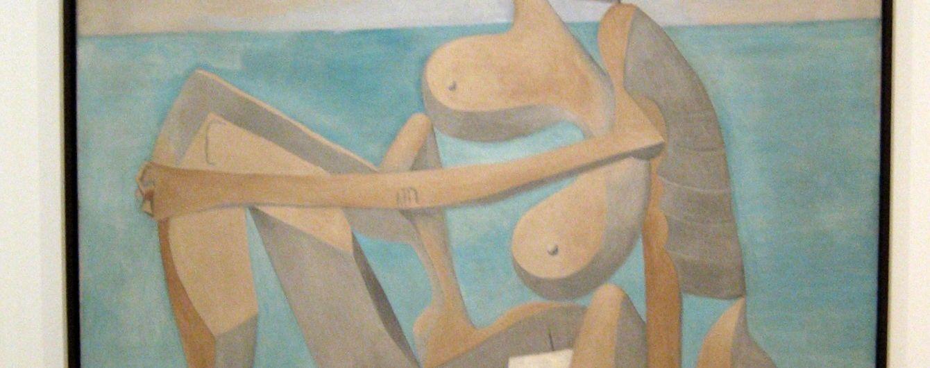 У Британії картину Пікассо продали на розпродажу за 230 фунтів стерлінгів. Вона виявилася справжньою