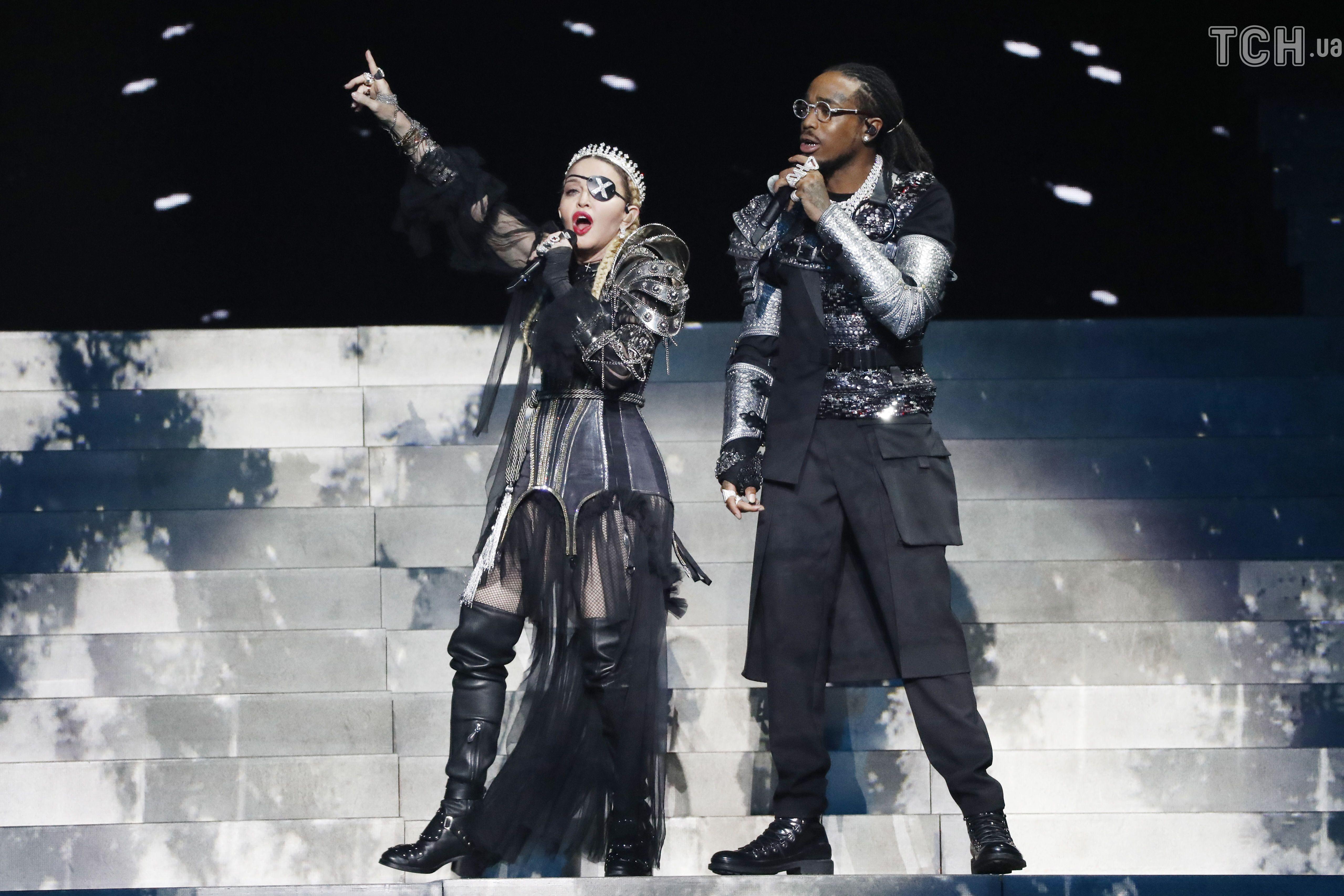 Мадонн,  Євробачення_3