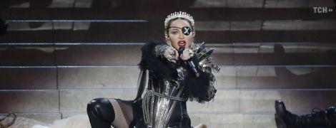 """Мадонна в корсете и с пиратской повязкой на глазу грандиозно выступила на """"Евровидении-2019"""""""