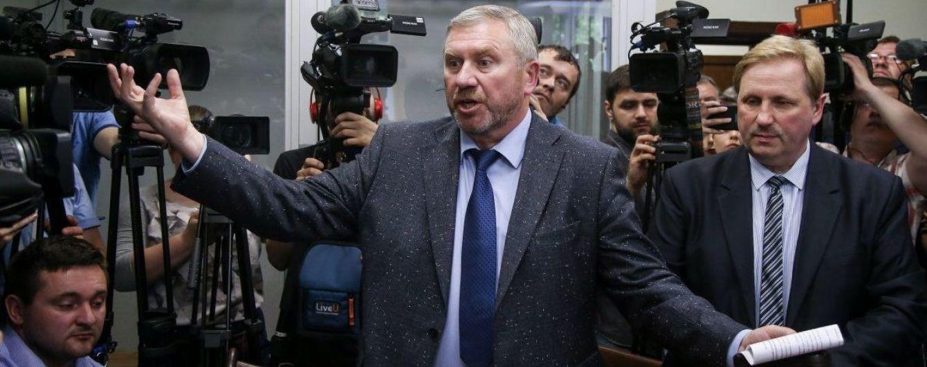 За экс-командующего Нацгвардии внесли почти 5 млн гривен залога