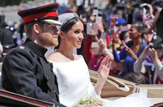 У Мережі з'явився зворушливий ролик на честь річниці весілля Меган та Гаррі