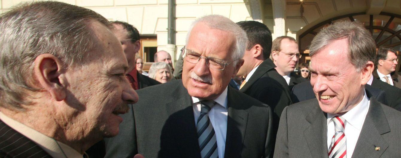 Чехія визначилася з представником на інавгурації Зеленського
