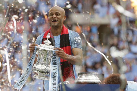 """Капітан та символ """"Манчестер Сіті"""" оголосив про відхід з клубу"""
