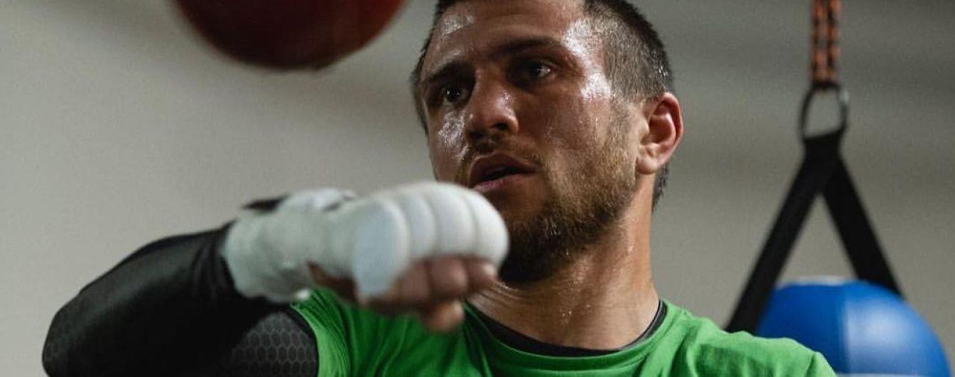 """Ломаченко посетил матч """"Монако"""", где пошутил про разницу между футболистом и боксером"""