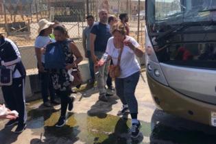 У Єгипті неподалік пірамід на бомбі підірвався туристичний автобус, постраждали 16 людей