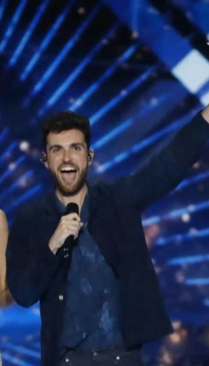"""Нідерланди за 44 роки вперше виграли """"Євробачення"""""""