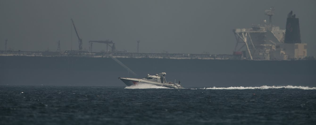 Іран захопив нафтовий танкер в Перській затоці