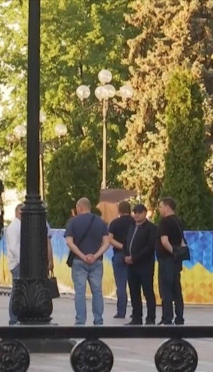 Минимум пафоса и официоза: журналисты побывали на репетиции инаугурации Зеленского