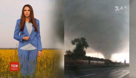 Метеозалежність: травень не припиняє атакувати шквалами, грозами і навіть торнадо