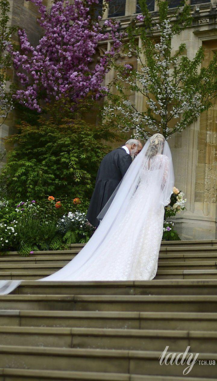 Свадьба леди Габриэллы Виндзор и Томаса Кингстона
