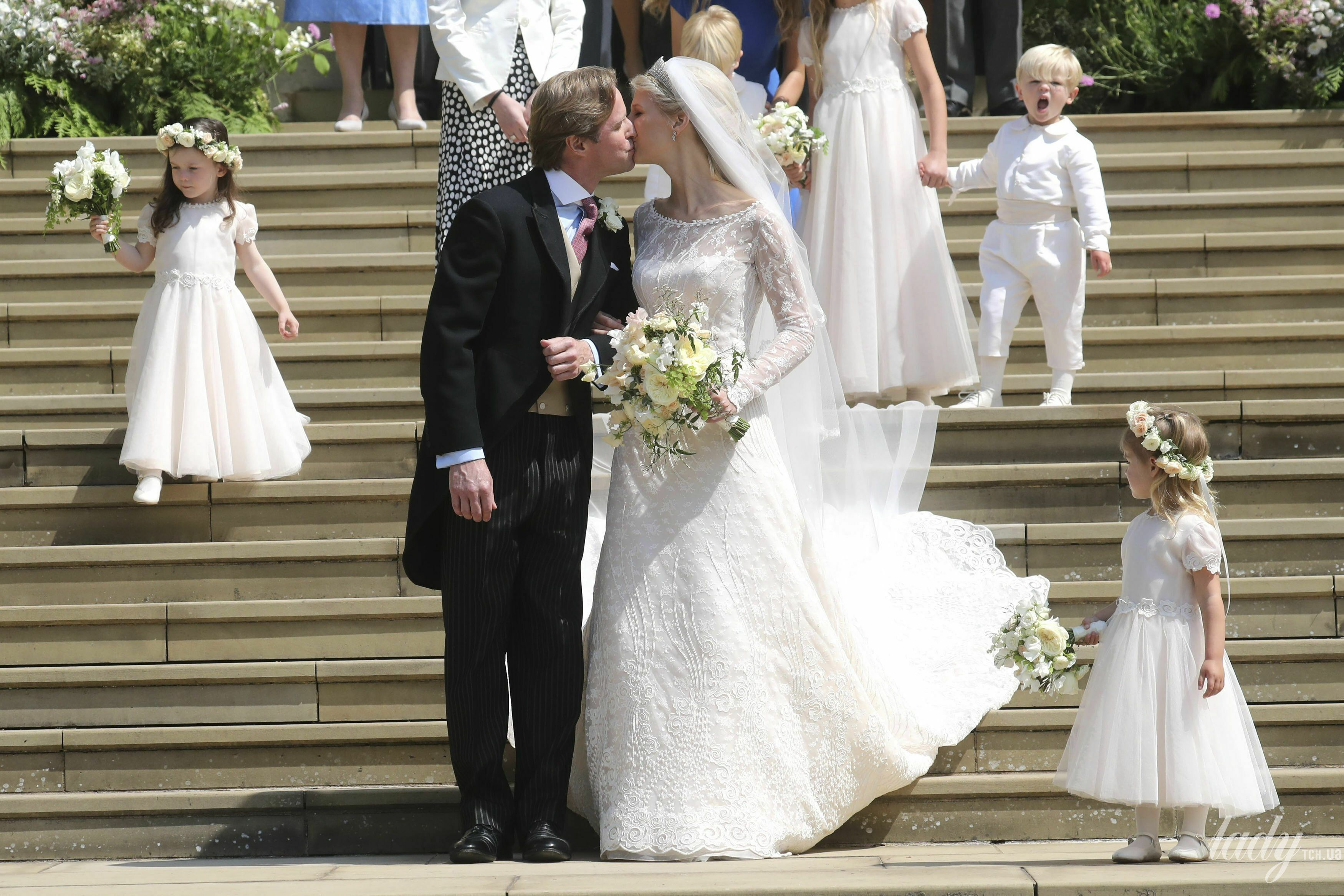 Свадьба леди Габриэллы Виндзор и Томаса Кингстона_7
