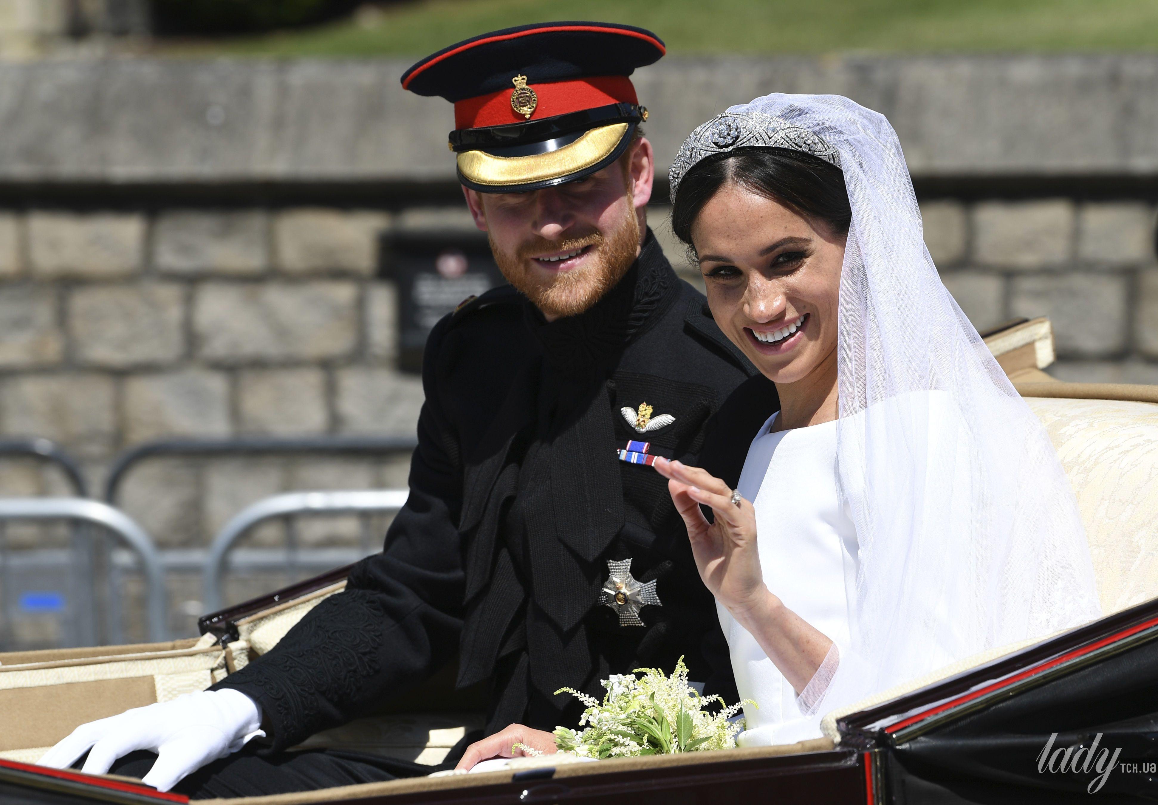 Герцогиня Сассекская и принц Гарри_1