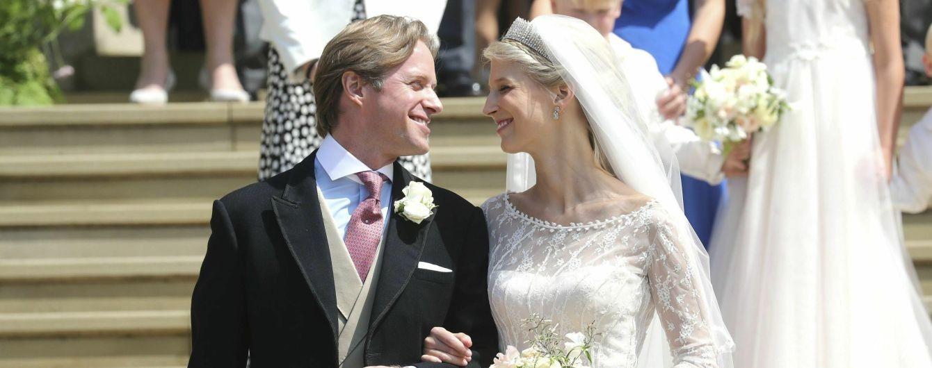 Еще одна королевская свадьба: леди Габриэлла Виндзор вышла замуж за Томаса Кингстона