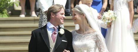 Ще одне королівське весілля: леді Габріелла Віндзор вийшла заміж за Томаса Кінгстона