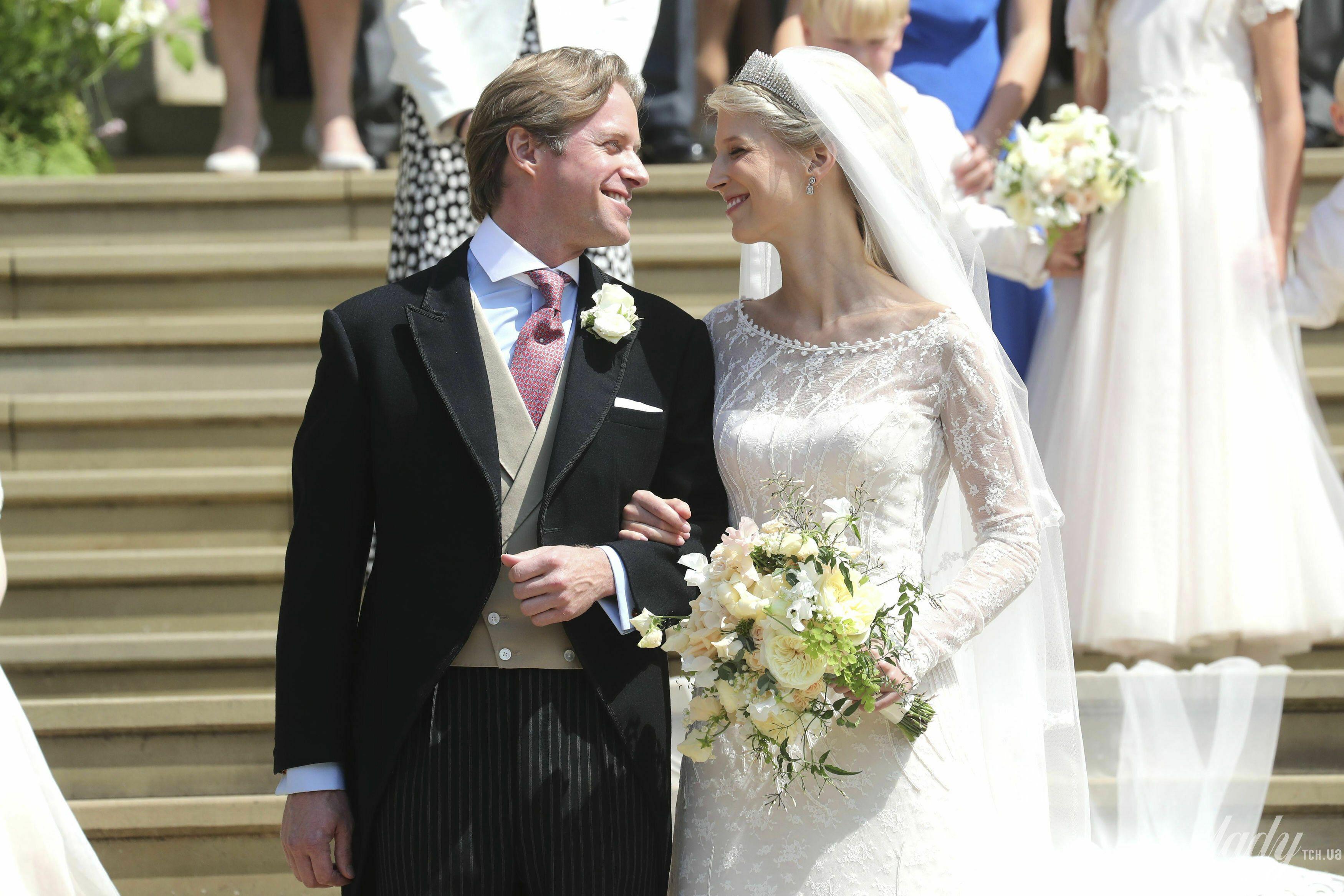 Свадьба леди Габриэллы Виндзор и Томаса Кингстона_9