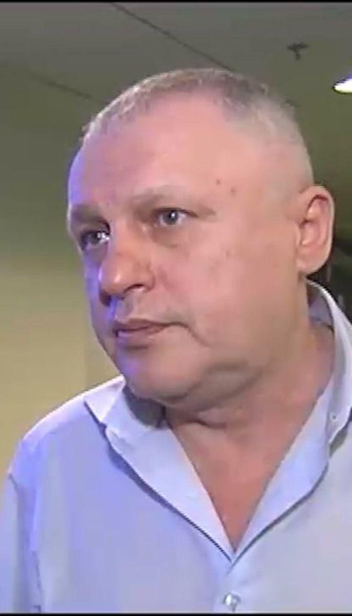 """Суркіс: """"Михайличенко як новий тренер Динамо? Думаю над цим"""""""