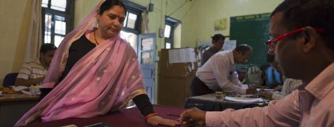 В Индии назвали предварительного победителя крупнейших в мире выборов