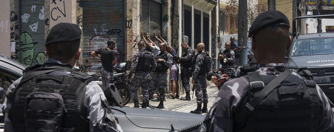 """В Бразилии в результате """"бойни"""" в баре убили 11 человек"""