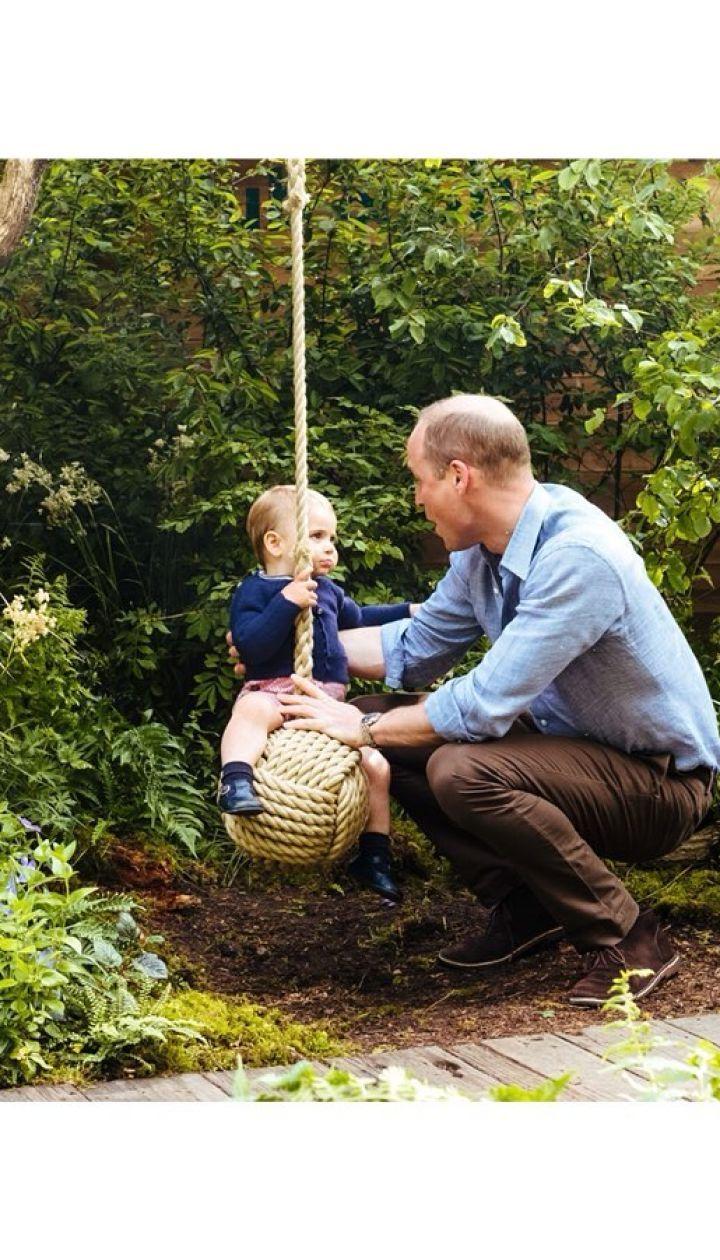 Герцог і герцогиня Кембриджські з дітьми