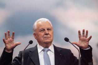 Кравчук розповів, як Горбачов змусив провести парад у Києві після вибуху на ЧАЕС