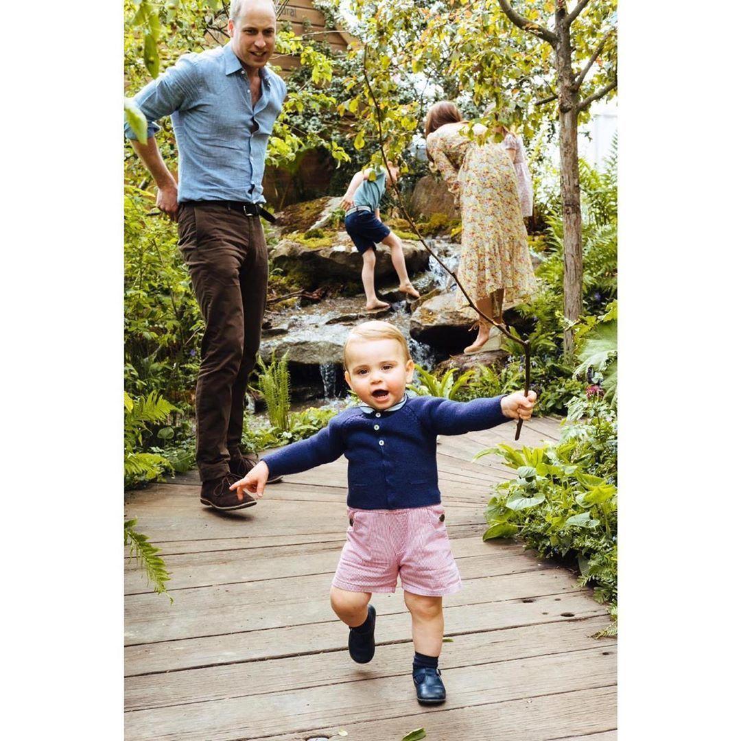 принц Вільям та Кейт з дітьми_3