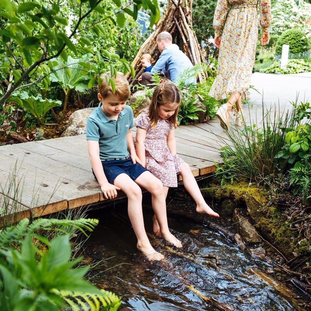 принц Вільям та Кейт з дітьми_6