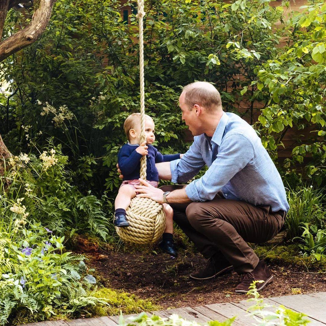 принц Вільям та Кейт з дітьми_2