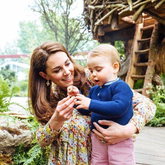 Принц Вільям та Кейт показали, як провели час з дітьми на природі