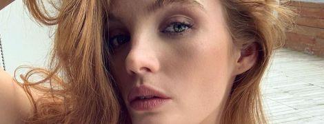 """Очень сексуально: новый """"ангел"""" Алексина Грэм на съемках для Victoria's Secret"""