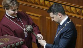 Інавгурація Зеленського у фото: від селфі з українцями до урочистостей