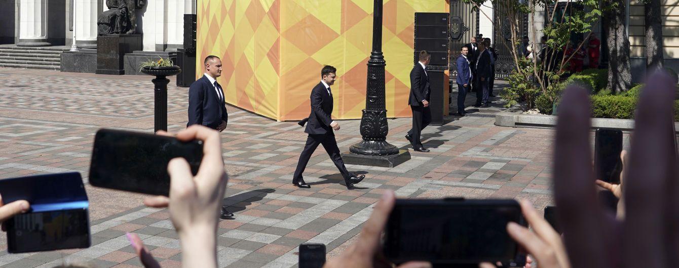 Спецвыпуск ТСН в день инаугурации президента установил рекорд телесмотрения