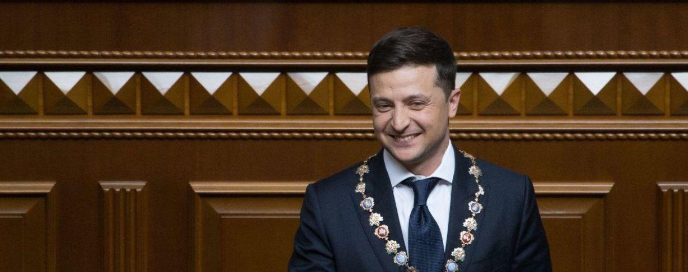 Вілли в Італії, готельні номери в Грузії і високі зарплати. Декларація сім'ї президента Зеленського