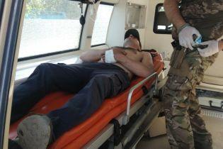 На Донбасі бойовики відкрили вогонь на ураження по чоловіку, який спробував втекти після затримання на КПВВ