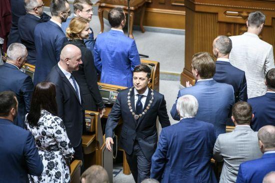 Зеленський може покластися на підтримку ЄС – віце-президент Єврокомісії