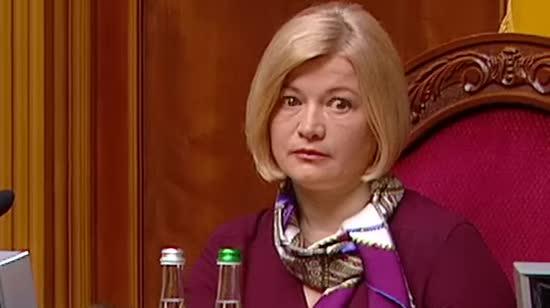 Здивування Геращенко та падіння посвідчення президента. Найяскравіше з інавгурації Зеленського в гіфках