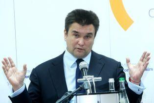 """Скандал с """"плагиатом"""": Климкин заверил, что дипломаты не пытались досадить Зеленскому"""