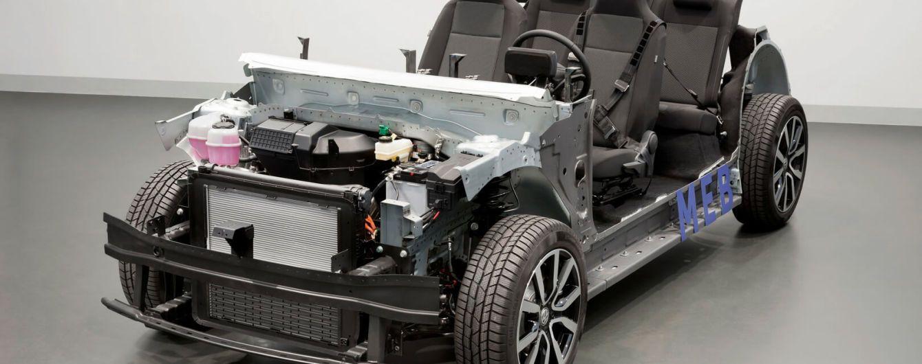Volkswagen вироблятиме електрокар за $20 тисяч у Східній Європі
