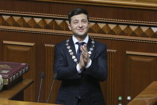 Зеленський підписав указ про розпуск Ради