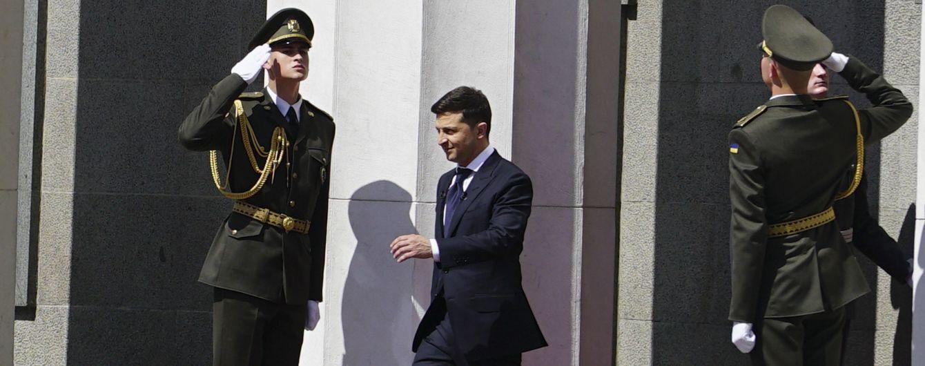 """""""Они все профессионалы"""": Зеленский рассказал о своем отношении к действующим министрам"""