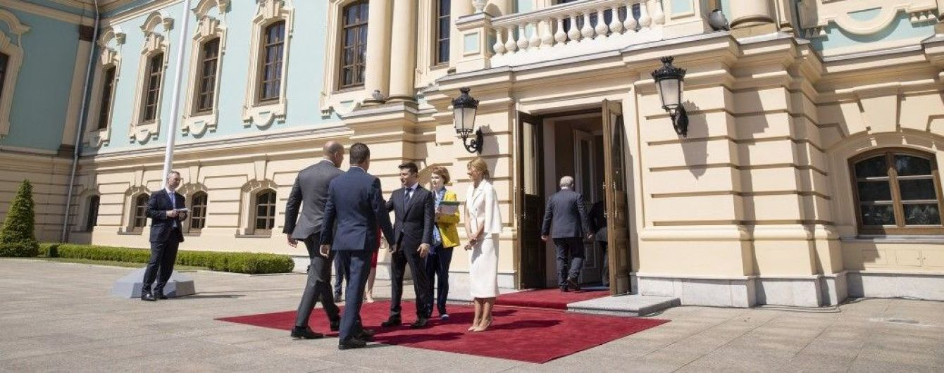 Положительные сигналы: Зеленский провел первые встречи с президентами и гостями из ЕС
