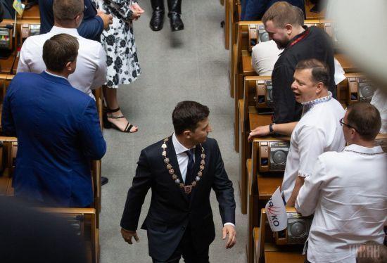 """Ляшко заявив, що """"Радикальна партія"""" перейшла в опозицію до Зеленського"""