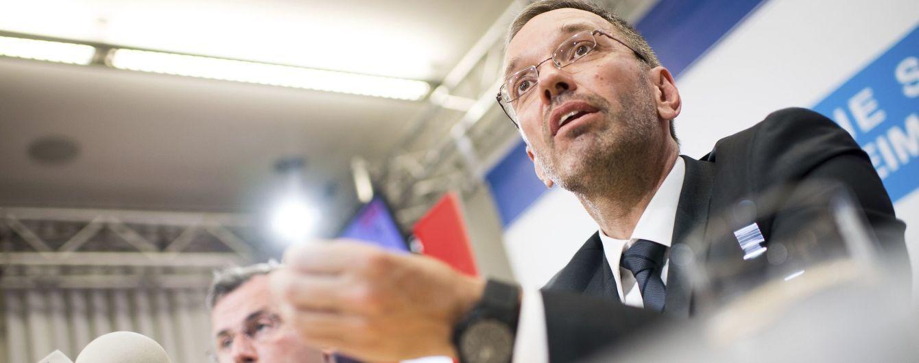 Австрійський уряд залишають усі міністри з партії скандального екс-віце-канцлера